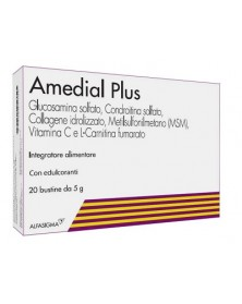 AMEDIAL PLUS 20 BUSTINE 5 G